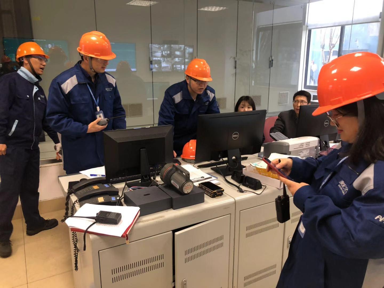 2019年11月28日 提升应急能力,完善应急预案——雷火app官网(太仓)消防演练实录
